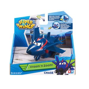 8014-0 SUPER WINGS V-ROOM N ZOOM AGENT CHASE