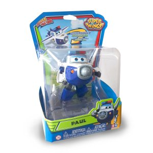 8006-4 SUPER WINGS CHARGE UP ARTICULADO PAUL