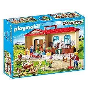 4897 PLAYMOBIL COUNTRY PLAY BOX FAZENDA
