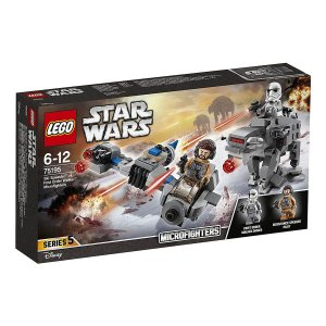 75195 LEGO STARWARS SKI SPEEDER VS. WALKER DE ASSALTO