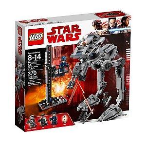 75201 LEGO STARWARS AT-ST DA PRIMEIRA ORDEM