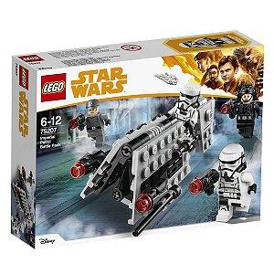 75207 LEGO STARWARS CONJUNTO DE COMBATE PATRULHA IMPERIAL