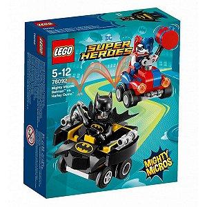 76092 LEGO DC COMICS MIGHTY MICROS: BATMAN VS. ARLEQUINA