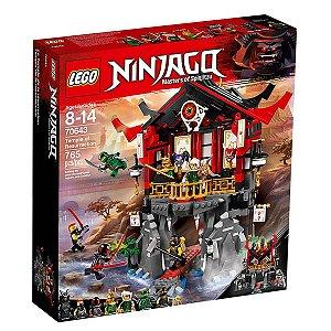 LEGO NINJAGO TEMPLO DA RESSURREICAO 70643
