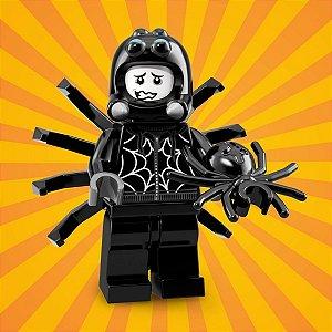 71021 LEGO FIGURAS SÉRIE 18 FESTA 40 ANOS VIÚVA NEGRA