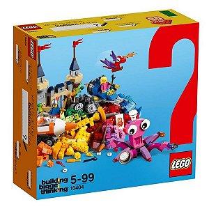 LEGO ANIVERSÁRIO 60 ANOS FUNDO DO OCEANO 10404