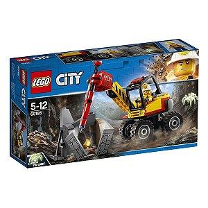 LEGO CITY VEÍCULO MINERADOR 60185