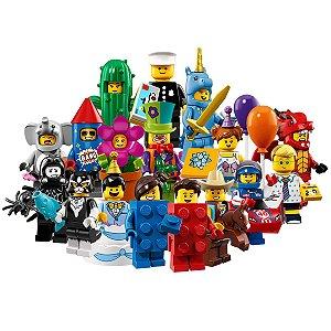 71021 LEGO FIGURAS SÉRIE 18 - 40 ANOS KIT COMPLETO+POLICIAL