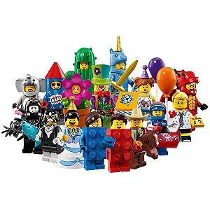 71021 LEGO FIGURAS SÉRIE 18 FESTA DE 40 ANOS KIT COMPLETO