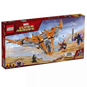 76107 LEGO MARVEL VINGADORES A BATALHA FINAL
