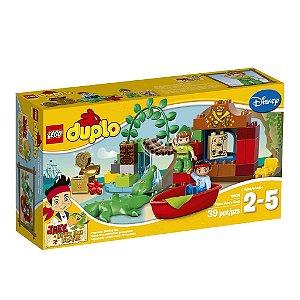10526 LEGO DUPLO  A Visita de Peter Pan