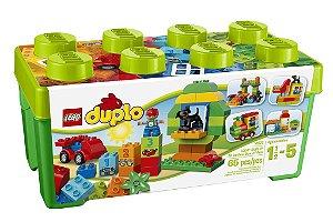 10572 LEGO DUPLO  Caixa Divertida Tudo em um Conjunto