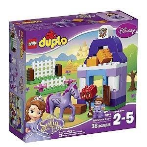 10594 LEGO DUPLO  Estábulo Real da Princesa Sofia Primeira