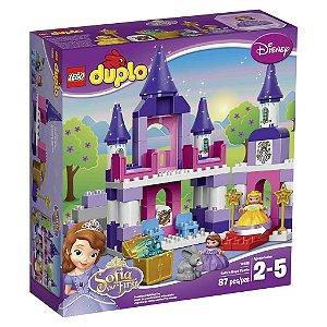 10595 LEGO DUPLO  Castelo Real da Princesa Sofia Primeira