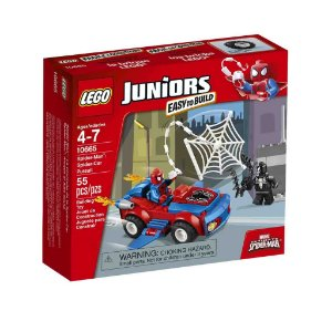 10665 LEGO JUNIORS  Ataque Do Carro Aranha