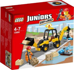 10666 LEGO JUNIORS  Escavadora