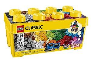 10696 LEGO CLASSIC  Caixa Média de Peças Criativas LEGO