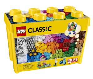 10698 LEGO CLASSIC  Caixa Grande de Peças Criativas LEGO