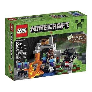 21113 LEGO MINECRAFT  A Caverna