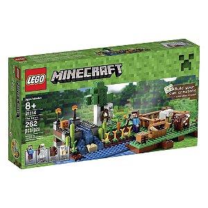 21114 LEGO MINECRAFT  A Fazenda