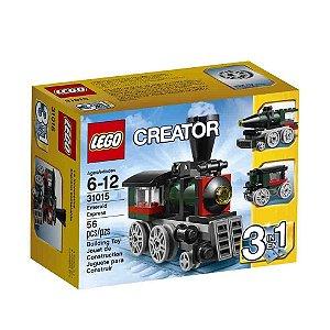 31015 LEGO CREATOR  Expresso Esmeralda V39  EUA