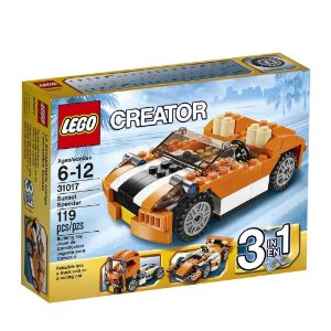 31017 LEGO CREATOR  Sunset Speeder