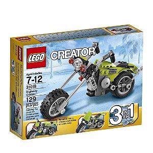 31018 LEGO CREATOR  Moto De Passeio