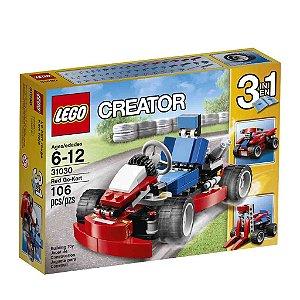 31030 LEGO CREATOR  Kart Vermelho