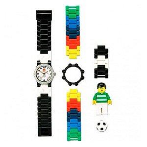 40054 LEGO CITY  Relógio de Pulso Futebol