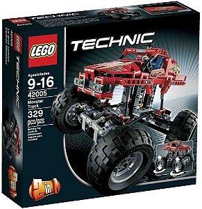 42005 LEGO TECHNIC  Caminhão Gigante