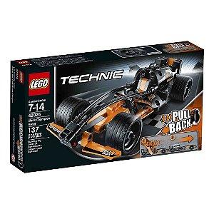42026 LEGO TECHNIC  Carro de Corrida Campeão Negro