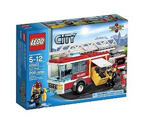 60002 LEGO CITY  Caminhão De Combate Ao Fogo