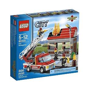 60003 LEGO CITY  Incêndio