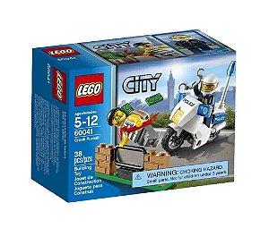 60041 LEGO CITY  Perseguição De Bandido