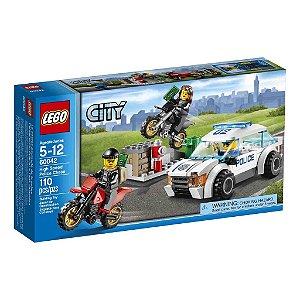 60042 LEGO CITY  Perseguição De Polícia Em Alta Velo