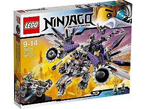 70725 LEGO NINJAGO  Nindroid Mechdragon