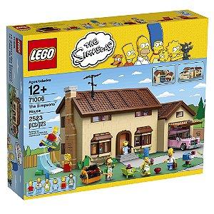 71006 LEGO SIMPSONS  A Casa dos Simpsons