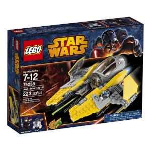 75038 LEGO STARWARS  Interceptor Jedi