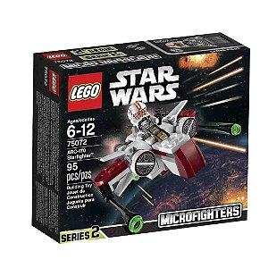 75072 LEGO STARWARS  ARC-170 Starfighter
