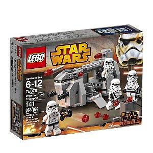 75078 LEGO STARWARS  Transporte de Tropas Imperiais