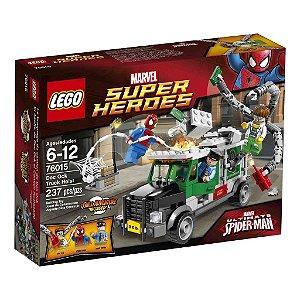 76015 LEGO MARVEL  O Caminhão De Assalto De Doc Ock