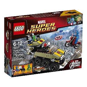 76017 LEGO MARVEL  Captain America Contra Hydra