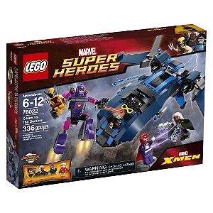 76022 LEGO MARVEL  X-men contra a Sentinela