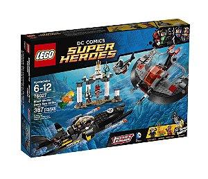 76027 LEGO DC COMICS  Ataque do Fundo do Mar de Manta Negra