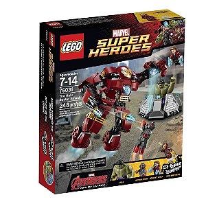 76031 LEGO MARVEL  Combate de Hulk Buster