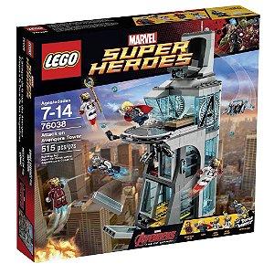 76038 LEGO MARVEL  Ataque a Torre dos Vingadores