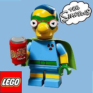 71009 LEGO SIMPSONS  Minifiguras S2 - Milhouse Fallout boy