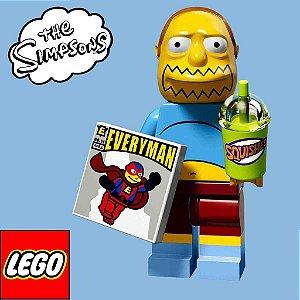 71009 LEGO SIMPSONS  Minifiguras S2 - Comics Book Guy