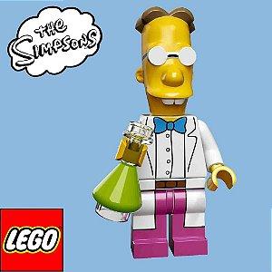 71009 LEGO SIMPSONS  Minifiguras S2 - Prof. Frink