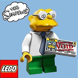 71009 LEGO SIMPSONS  Minifiguras S2 - Hans Moleman